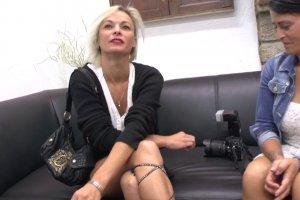 Imany varie les plaisirs du sexe en passant un casting x